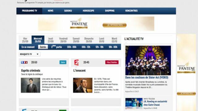 Un nouveau site pour Télé 2 semaines !