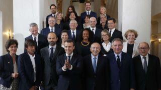 Découvrez la photo officielle du gouvernement d'Edouard Philippe