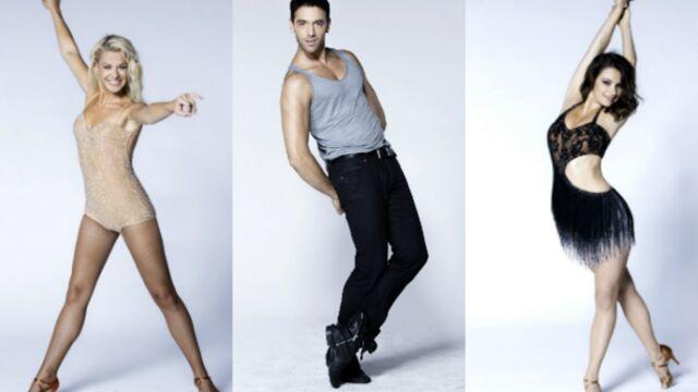 Les danseurs de Danse avec les stars au Mondial Show Dance
