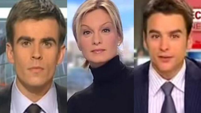 Jean-Baptiste Marteau, Audrey Crespo-Mara, Julian Bugier... Ils ont débuté sur les chaînes info (PHOTOS)