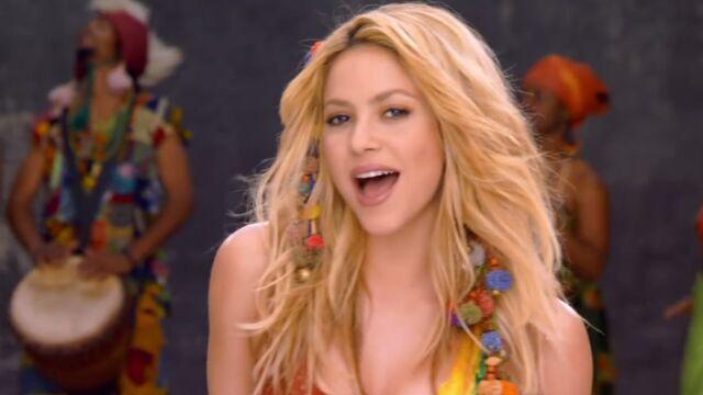 La face cachée des tubes de l'été : Waka Waka de Shakira (2/8)