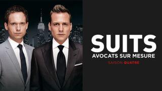 Concours : tentez de remporter un coffret DVD de Suits, saison 4