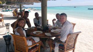 Denis Brogniart, Tony Yoka et Estelle Mossely sous les tropiques ! (PHOTOS)