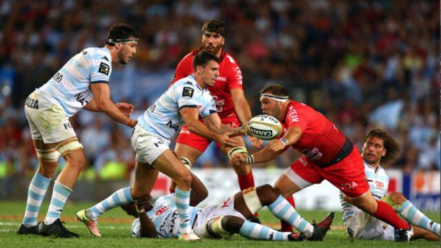 Audiences : pas grand-monde devant la télé, le rugby leader sur France 2