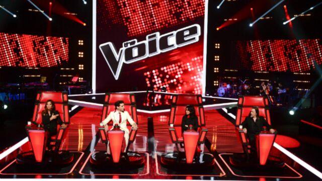 The Voice large leader, la concurrence au coude-à-coude