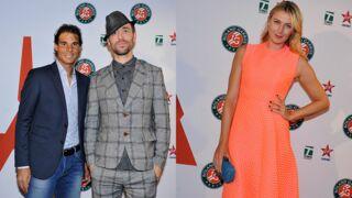 Soirée des Joueurs de Roland-Garros : Rafael Nadal fan de Charlie Winston, Maria Sharapova solaire (19 PHOTOS)