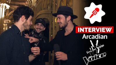 The Voice : que deviennent les Arcadian ? (VIDEO)