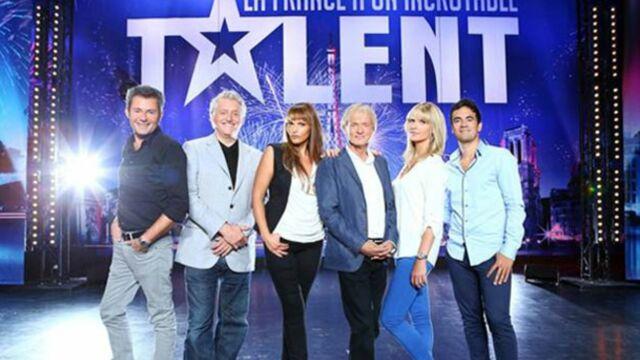 La France a un incroyable talent revient sur M6