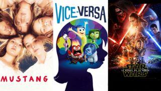 Mustang, Vice Versa, Star Wars… Découvrez notre top 10 cinéma 2015