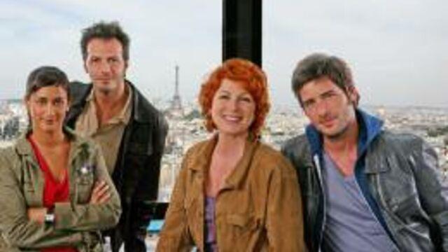 Julie Lescaut et TF1 en tête