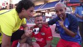 Euro 2016 : Younes et Bambi (Jamel Comedy Club) au match des recalés (VIDEO)