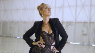 Céline Dion ultra sexy en corset (PHOTOS)