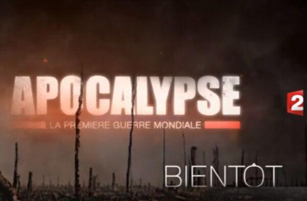 Apocalypse : France 2 dévoile le teaser de sa série événement (VIDÉO)