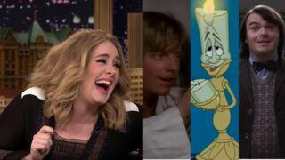 Quand les personnages cultes du cinéma reprennent le tube d'Adele ! (VIDEO)
