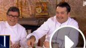 Top Chef 5 : la blagounette du chef Constant, la grosse gamelle de Pierre Augé (VIDEOS)