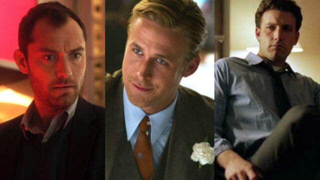 Jude Law, Ryan Gosling, Ben Affleck : tous les colocataires de Hollywood (PHOTOS)