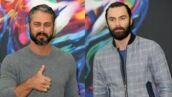 Festival de Monte-Carlo : Taylor Kinney, le chéri de Lady Gaga, et Aidan Turner, le futur James Bond ? (PHOTOS)