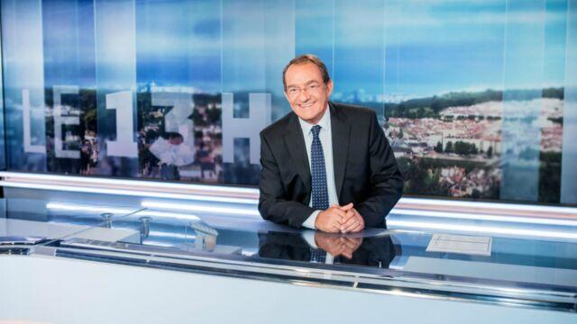 Jean-Pierre Pernaut, en deuil, est absent du 13 Heures de TF1 jusqu'à mercredi