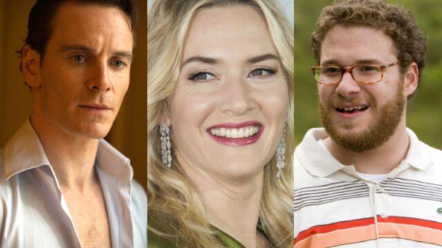 Voici le trio de stars du biopic sur Steve Jobs