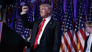 Enora Malagré, Michel Cymes, Bernard Pivot... Ils commentent l'élection de Donald Trump (revue de tweets)