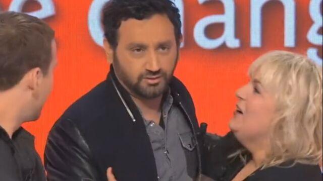 Cyril Hanouna s'incruste sur le plateau de Valérie Damidot (VIDÉO)