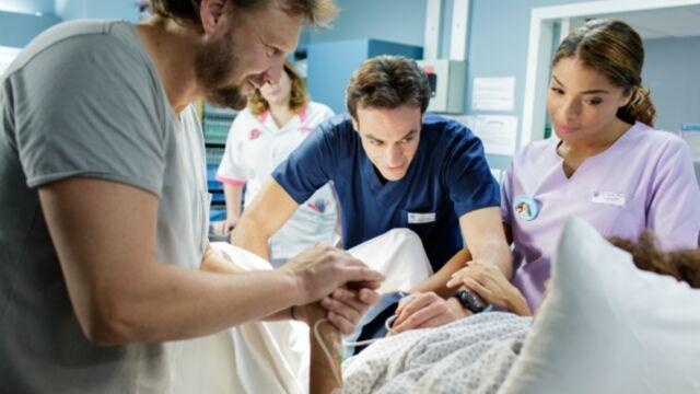 Avec Interventions et Anthony Delon, TF1 relance la série médicale