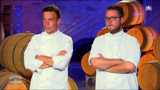 Qui a gagné Objectif Top Chef ?