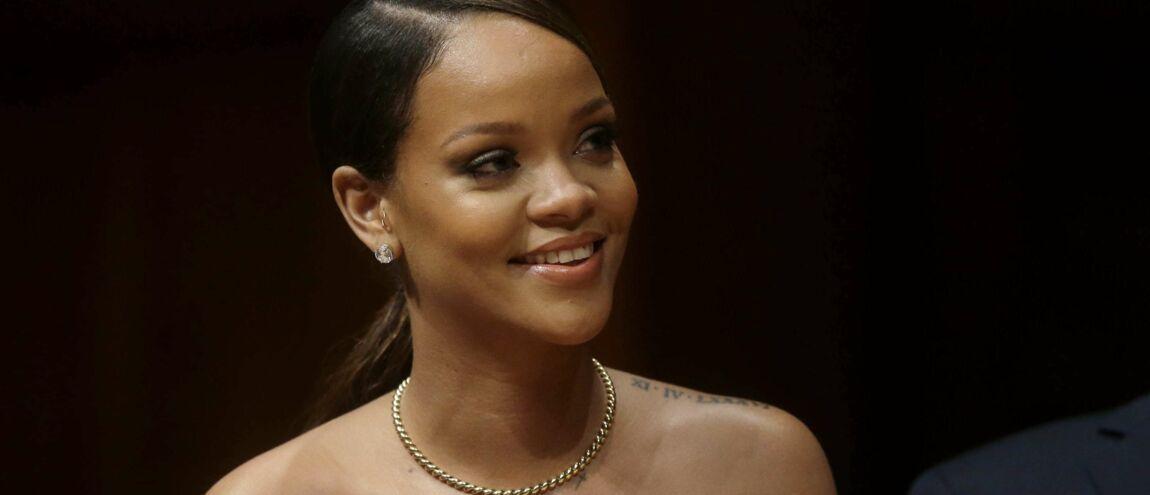 Rihanna Honoree A Harvard Elle Livre Un Discours Inspirant