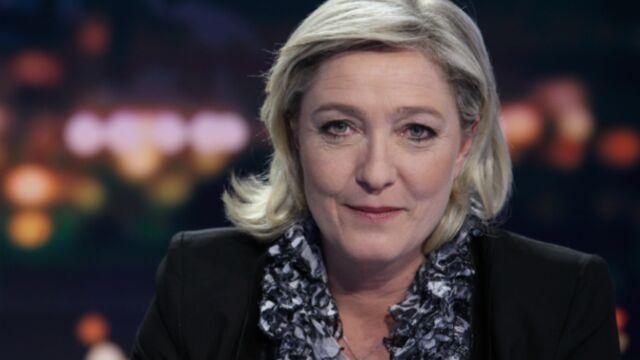 Marine Le Pen, femme la plus présente dans les JT