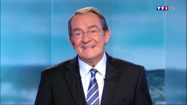 Jean-Pierre Pernaut évoque avec émotion le départ de Claire Chazal (VIDEO)