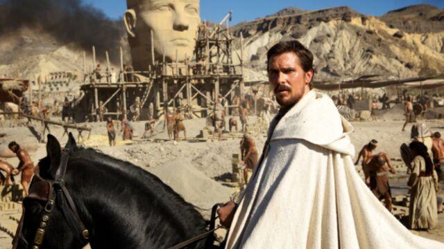 Christian Bale (Exodus) : « J'ai eu du mal à lâcher Batman »