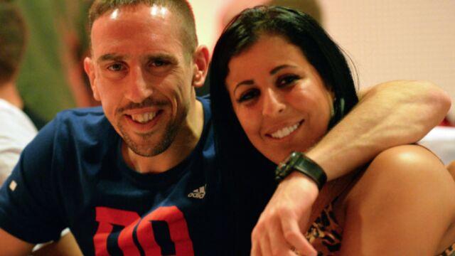 Sex tape : Franck Ribéry et sa femme portent plainte