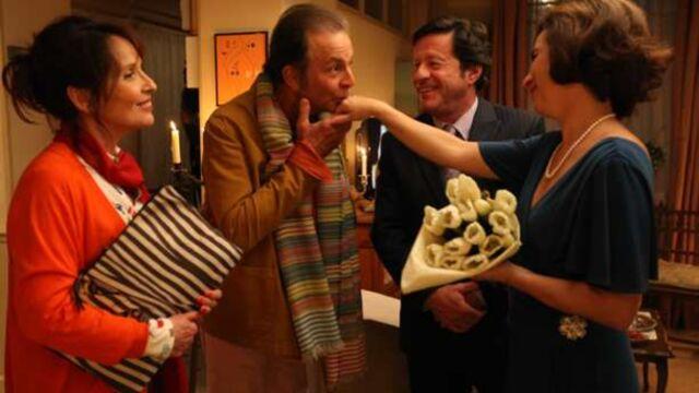 Audiences : médaille d'or pour La Cage dorée sur TF1