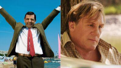 """Rowan Atkinson (Bean sur France 4), Danny Trejo, Gérard Depardieu… Les plus belles """"gueules"""" du cinéma (19 PHOTOS)"""