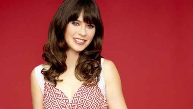 Carnet rose : une fille pour Zooey Deschanel (New Girl)