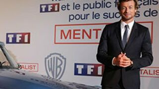 Simon Baker (Mentalist) a offert sa voiture à Nonce Paolini, le PDG de TF1
