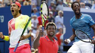 US Open : Pouille, Tsonga et Monfils dans l'histoire !
