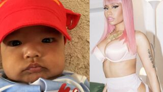 Instagram : Nicki Minaj en sous-vêtements, Booba nous présente ses enfants... (35 PHOTOS)
