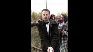 Norman fait coup double avec The Walking Dead et le mannequin challenge !