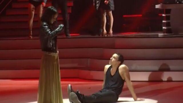 EXCLU : découvrez les coulisses de la première de la tournée Danse avec les stars (VIDEO)