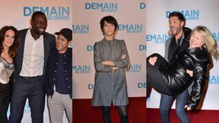 Demain tout commence : Omar Sy, Florence Foresti, Valérie Damidot... People en folie à l'avant-première du film (25 PHOTOS)