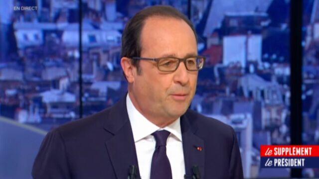 François Hollande booste l'audience de Canal+