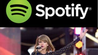 Taylor Swift retire ses chansons de Spotify... qui lance une grande opération pour la reconquérir