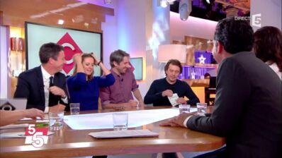 Quand Alex Vizorek se moque de Patrick Cohen dans C à vous (VIDEO)