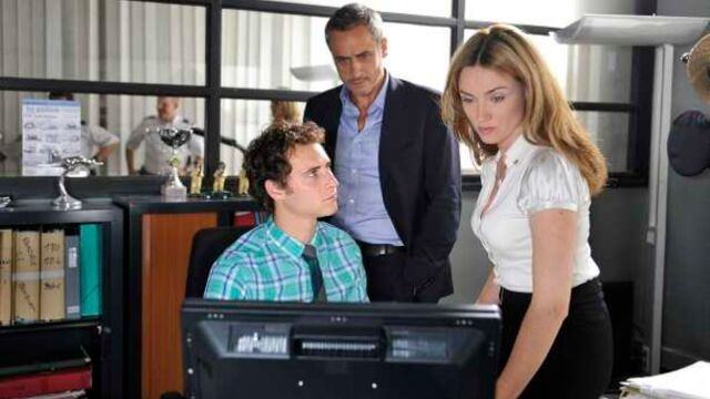 Alice Nevers en tournage pour TF1
