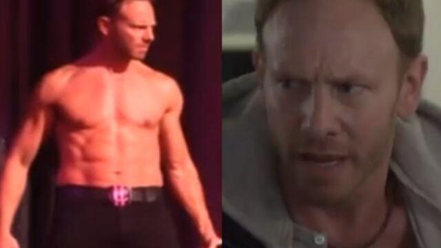 Strip-tease et Sharknado… Qu'est-devenu Ian Ziering (Beverly Hills 90120) ? (VIDEOS)