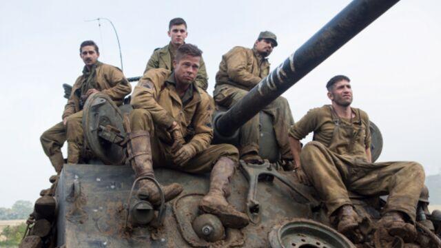 La sortie ciné de la semaine : l'électrisant Fury, avec Brad Pitt