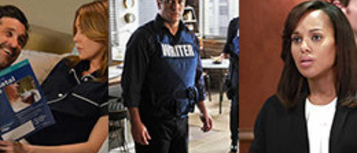 Une saison 11 pour Grey's Anatomy, Castle et Scandal ...