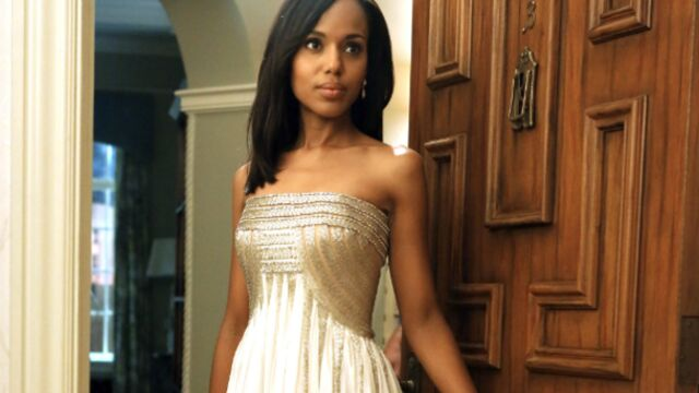 Scandal : la saison 3 raccourcie suite à la grossesse de Kerry Washington