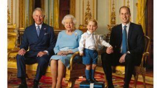Baby George, William, Charles et Elisabeth : quatre générations de souverains britanniques pour les 90 ans de la reine